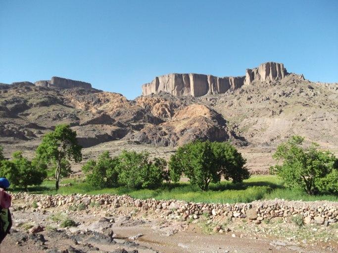 jbel saghro du voyageau maroc