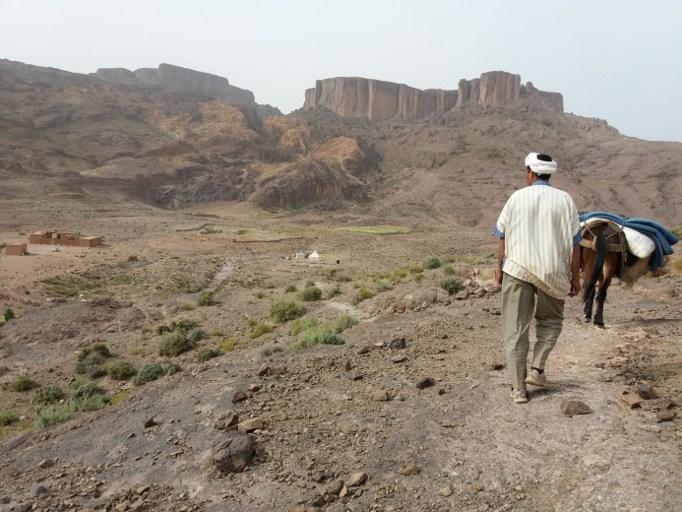 retour a marrakech du voyage a jbel sagrho au maroc