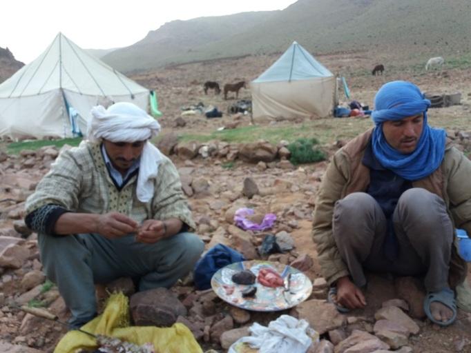 village tagdilt du voyage au jbel sagrho au maroc