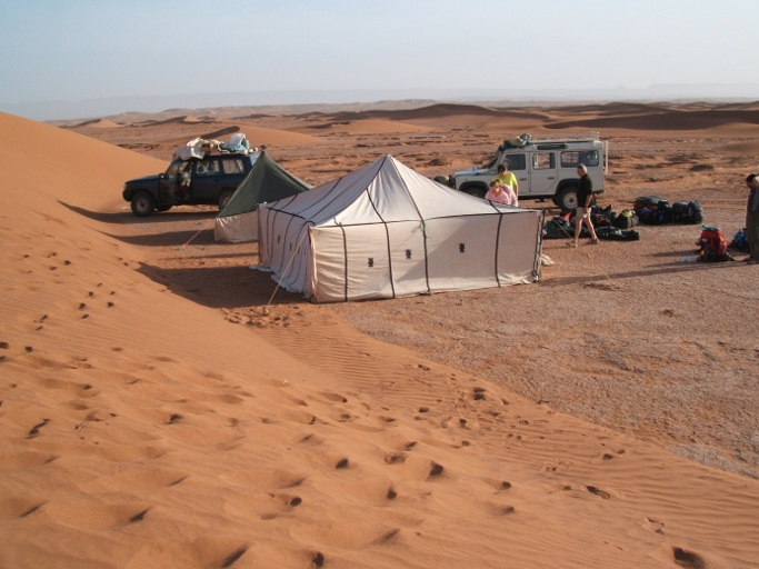 coeur du saharat marocain du voyage au maroc
