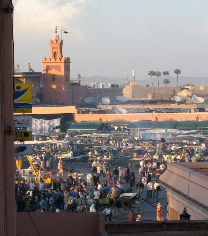 marrakech du voyage au maroc