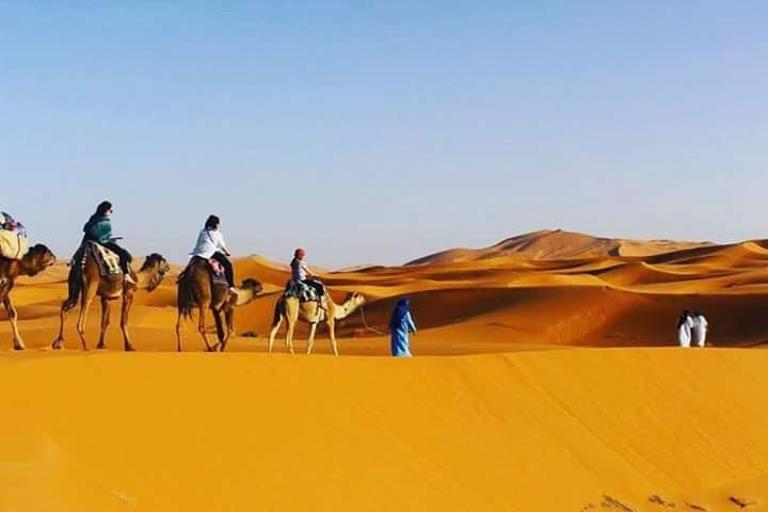 desert excursion merzouga du voyage au maroc