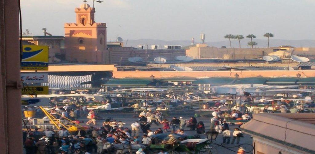 Marrakech villes imperiales du voyage au maroc 10 jours