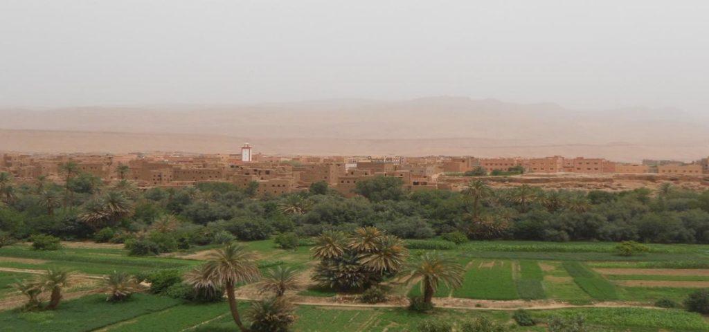 paysage1 villes imperials du voyage au maroc 10jours